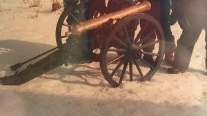 stolen cannon