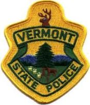 VT state police patch
